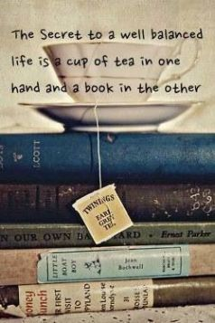 Cup of Tea and a Book